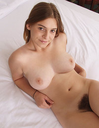 Hairy divas are revealing the soft bushy spots