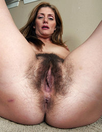 Hairy cunt woman