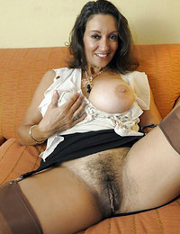 Opinion mature hairy pusssy pics are